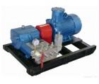 电动高压往复泵